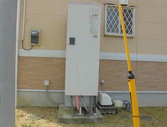 電気温水器からエコキュートへ交換