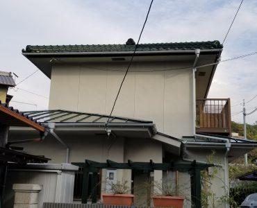 松山市S様邸施工写真
