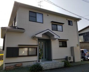 松山市T様邸 外壁・屋根塗装工事
