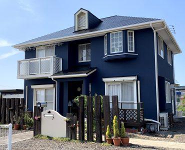 松山市 N様邸 外壁・屋根塗装工事